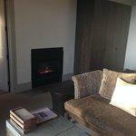 Room 10 fireplace