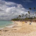 Playa Dominicus a Bayahibe
