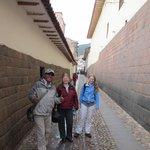 David in Cusco