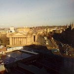 View of St George's Hall and Lime St