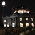Museumsinsel de nuit...