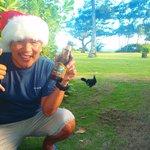 Mele Kalikimaka everyone!  Aloha from Kauai!