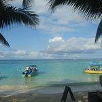 Bananarama beach