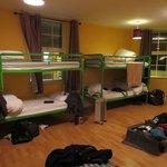 spacious 10-person room
