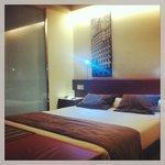 Habitación Doble Uso Individual Ayre Gran Hotel Colon