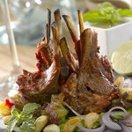 Chargrilled Lamb Chops