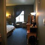 un excellent hôtel mais un peu cher