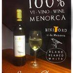 100% Menorca vi·vino·wine