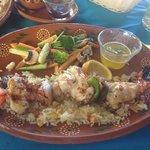 Lobster Kebab