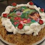 Torta di compleanno di Valentina