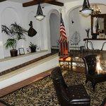 Eagle Inn lobby