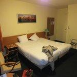 Room 201.