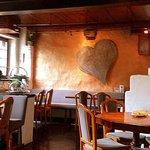 Interlaken - Café Treff - ambiance