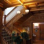 Lobby in Main House