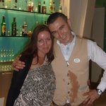 Ozkan best barman with me