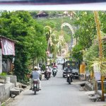 Downtown Lembongan