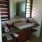 Bathroom - modern, clean and spacious
