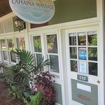 They are convieniently located in the center of Lahaina and has parking at the back of the build