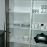 1bed pantry items