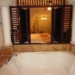 Vista desde el baño