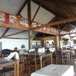Bar do Rodinha, Praia da Pitinga.