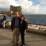 40th wedding anniversary trip in Naples