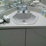 Bathroom for Room #1