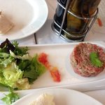 Excellent tuna tartare!!