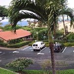 Panoramic view from our lanai