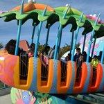 Fun Rides at Bay of Play