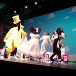 Golden Mickey's show!