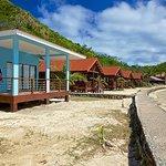 Outside our Caribbean Cabana #5
