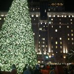 Christmas time at Union Square