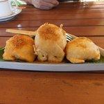 Fried Tapioca Balls