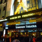 We Will Rock You~Dominion Theatre