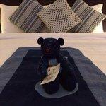 Cute Bed deco bear