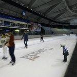 400 M ice track