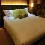 キングサイズベッド