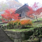 Niomon Gate, Yamadera.