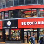 Burger King Leicester Square