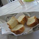 Villa George ・・・昼食のパンは普通でした