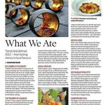Food Trends that defined 2013- The Indian Express