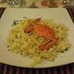 Delicious Italian food!
