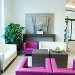 City Hotel Merano - Lobby