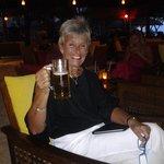 Cheers m'dears!