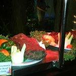 I'm glad I'm not vegetarian!