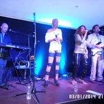 Concert compagnie Créole , c'est bon pour le moral :-)