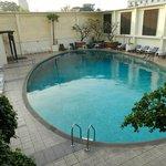 piscina albergo