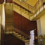 scala che porta alle stanze