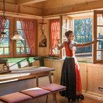 Bauernstüble im Schwarzwaldsaunahaus